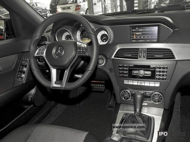 2012 Mercedes Benz C 180 Cgi Avantgarde Amg Sports Package