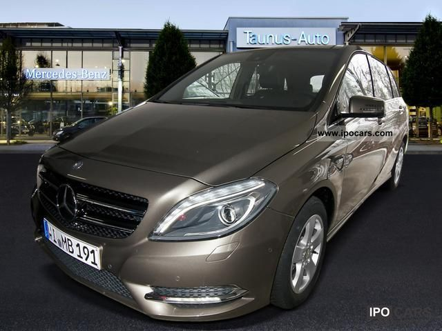 2012 mercedes benz b 200 cdi comand aps be xenon air. Black Bedroom Furniture Sets. Home Design Ideas
