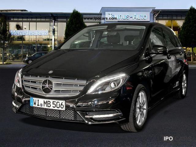 2011 mercedes benz b 180 cdi blueeff xenon parktronic for Mercedes benz parktronic