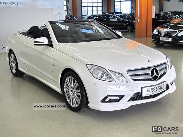 2012 mercedes benz e 200 cgi be convertible sport package amg ils navigation pts car photo and. Black Bedroom Furniture Sets. Home Design Ideas