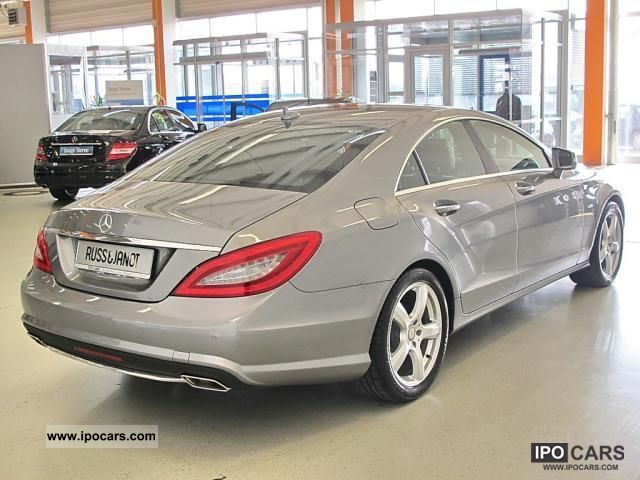2012 mercedes-benz cls 350 cdi 4matic amg sports package designo