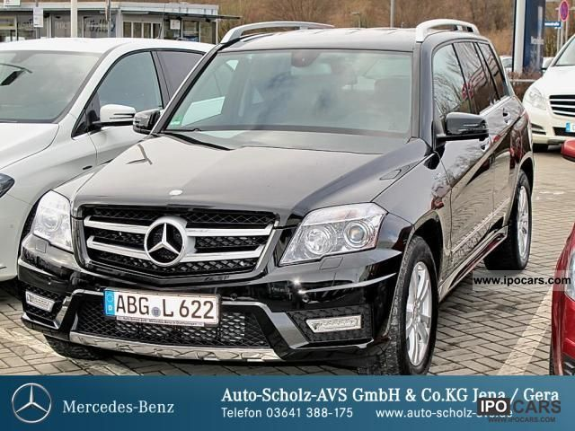 2012 Mercedes-Benz  GLK 250 CDI 4MATIC AMG sports package BE Navi Xenon Off-road Vehicle/Pickup Truck Demonstration Vehicle photo