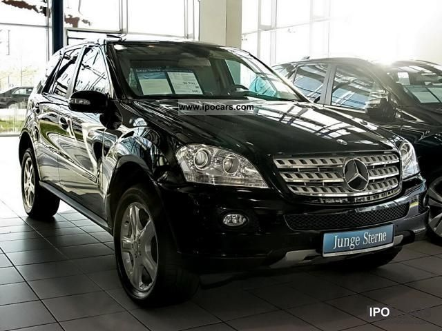 2008 mercedes benz ml 320 cdi 4matic pts ahk comand bi. Black Bedroom Furniture Sets. Home Design Ideas