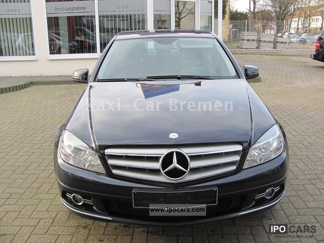 2009 mercedes benz c 200 cdi avantgarde dpf car photo and specs. Black Bedroom Furniture Sets. Home Design Ideas