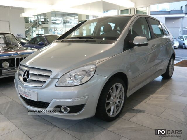 2010 Mercedes-Benz  B 180 CDI SPORT EDITION Autotronic Mod 2011 Van / Minibus Used vehicle photo