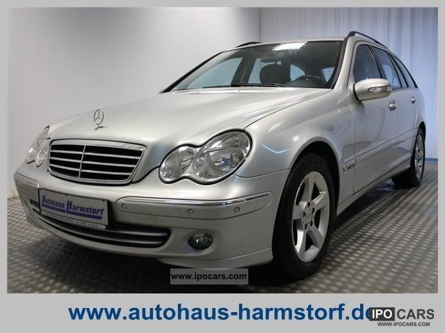 2006 mercedes benz c 220 cdi avantgarde auto leather navi dpf car photo and specs. Black Bedroom Furniture Sets. Home Design Ideas