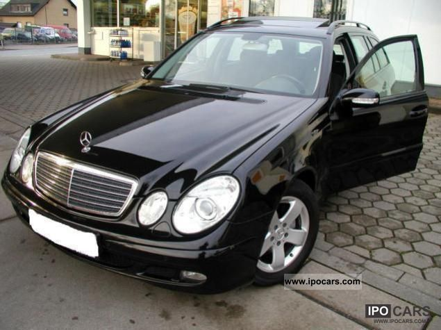 2006 mercedes benz e 220 cdi navi xenon auto car photo and specs. Black Bedroom Furniture Sets. Home Design Ideas