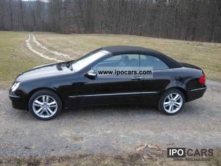 2008 mercedes benz clk 200 kompressor avantgarde car. Black Bedroom Furniture Sets. Home Design Ideas