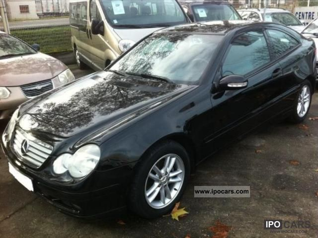 2003 mercedes benz c 220 coupe sport could c 220 cdi sport car photo and specs. Black Bedroom Furniture Sets. Home Design Ideas