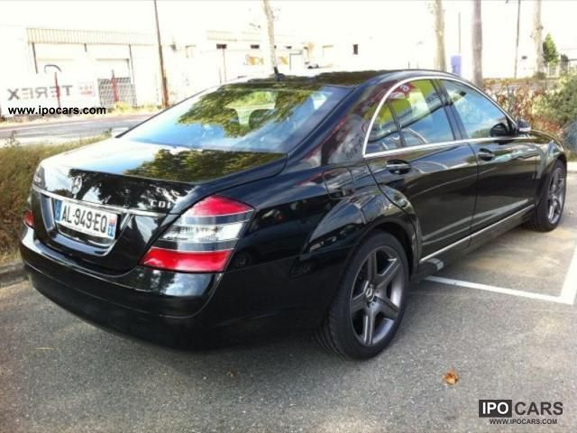 2007 mercedes benz 320 se s s s 320 cdi luxury car photo and specs. Black Bedroom Furniture Sets. Home Design Ideas