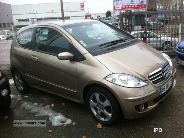 2005 mercedes benz a 180 a 180 cdi avantgarde sse 3p car photo and specs. Black Bedroom Furniture Sets. Home Design Ideas