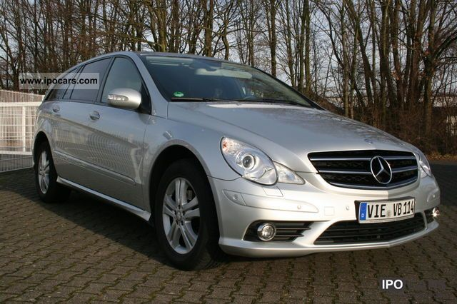 2009 mercedes benz r 320 cdi long leather slide navi xenon car photo and specs. Black Bedroom Furniture Sets. Home Design Ideas