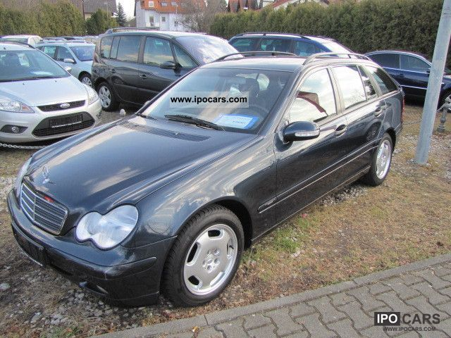 2002 Mercedes-Benz  C 200 Kompressor Classic Estate Car Used vehicle photo