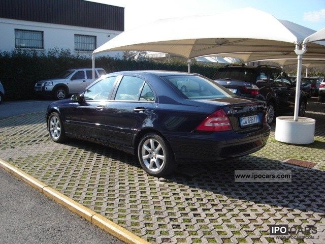 2005 mercedes benz c 220 cdi classic cat car photo and specs. Black Bedroom Furniture Sets. Home Design Ideas