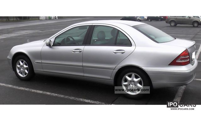 2001 mercedes-benz c180 elegance very clean cruise bordcomputerahk
