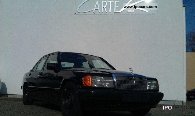 1991 Mercedes-Benz  190 E 2.0 Sportline EVO equipment Limousine Used vehicle photo