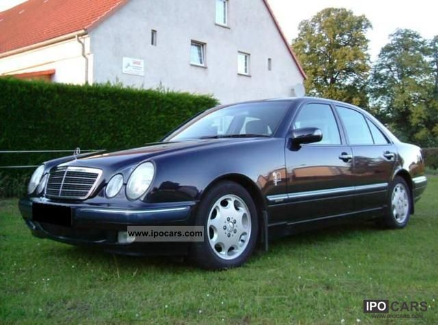 2001 mercedes benz e 220 cdi elegance special features car photo and specs. Black Bedroom Furniture Sets. Home Design Ideas