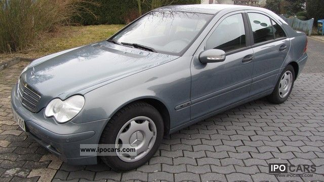 2004 Mercedes-Benz  C 180 Kompressor Automatic Classic mint condition Limousine Used vehicle photo