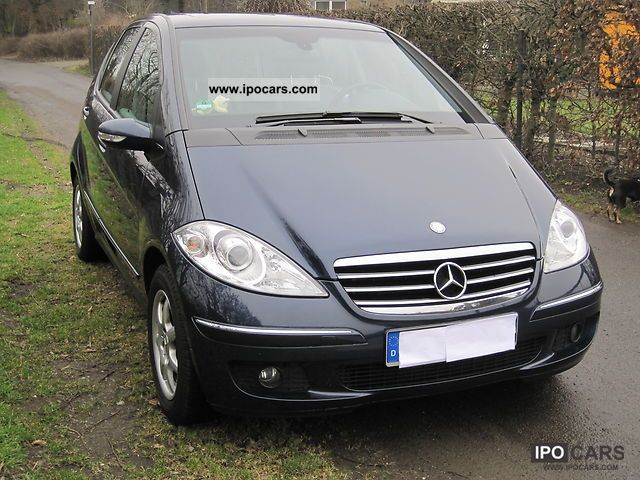 2007 Mercedes-Benz  A 180 CDI Avantgarde DPF Limousine Used vehicle photo