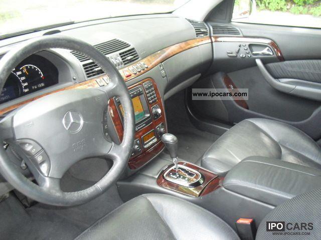 2000 mercedes benz s 500 vollaustattung keyless go car for Mercedes benz keyless go