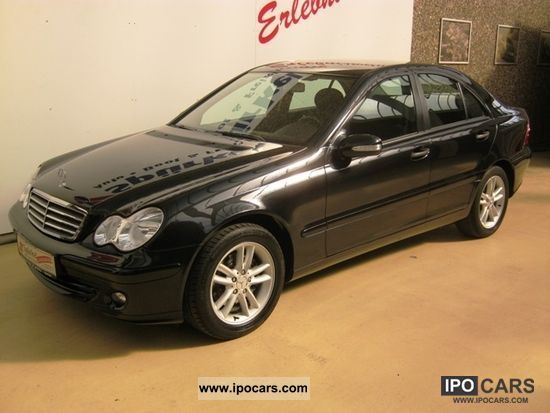 2006 mercedes benz c200 cdi dpf car photo and specs. Black Bedroom Furniture Sets. Home Design Ideas