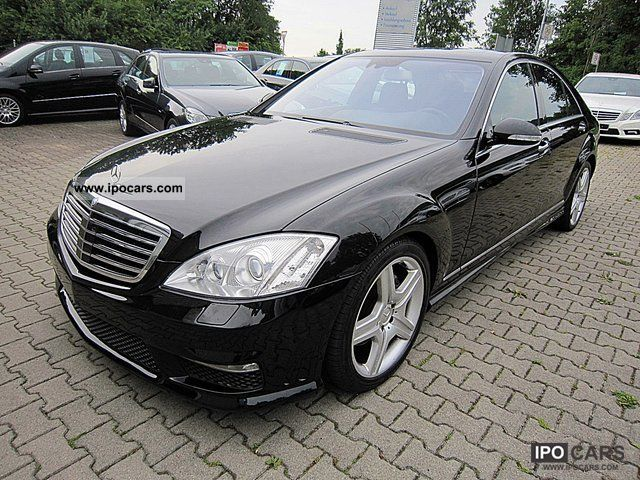 2009 mercedes benz s 320 cdi amg styling car photo and specs. Black Bedroom Furniture Sets. Home Design Ideas