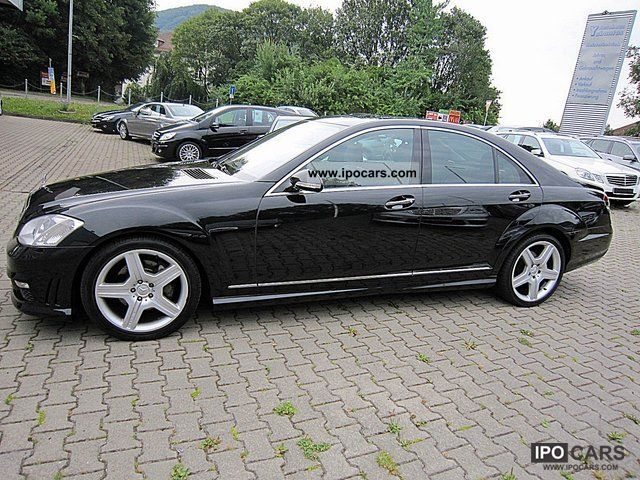 2009 Mercedes-Benz S 320 CDI AMG Styling Limousine Used vehicle photo
