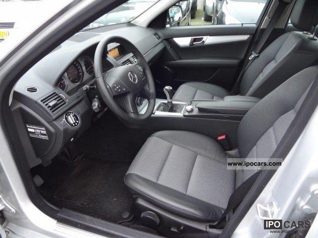 2008 Mercedes-Benz C-Class C200 Kompressor Avantgarde ...