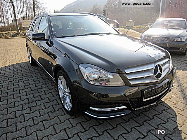 2011 mercedes benz c 220 cdi blueefficiency automatic navi 2012 f car photo and specs. Black Bedroom Furniture Sets. Home Design Ideas