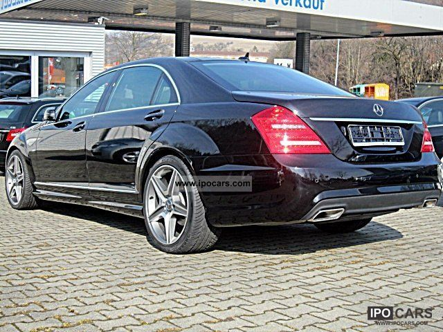2011 mercedes benz s 350 bluetec cross amg styling car for Mercedes benz s 350 bluetec