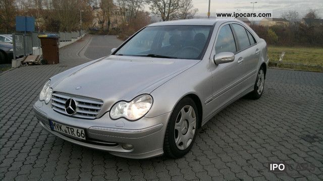 2000 Mercedes-Benz  C 240 Avantgarde Comand navigation * LPG * Climate * Limousine Used vehicle photo