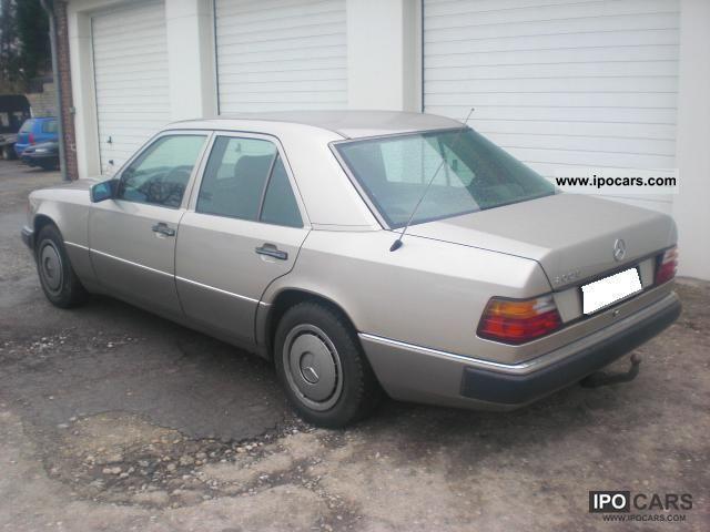 мерседес 200 1990