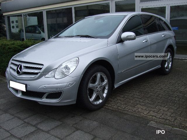 2006 mercedes benz r 320 cdi 4matic 7g tronic car photo. Black Bedroom Furniture Sets. Home Design Ideas