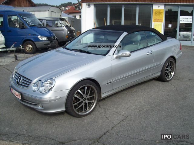 2004 mercedes benz clk 320 elegance car photo and specs for 2004 mercedes benz clk 500