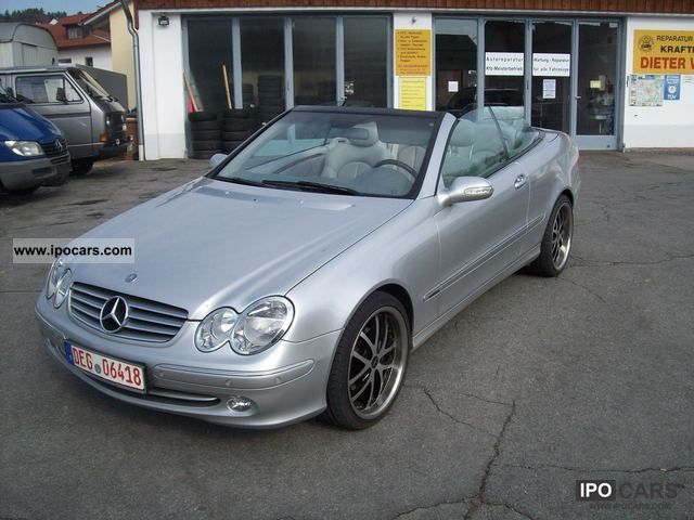 2004 mercedes benz clk 320 elegance car photo and specs. Black Bedroom Furniture Sets. Home Design Ideas
