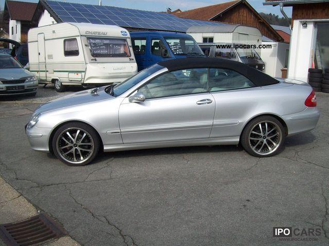 2004 mercedes benz clk 320 elegance car photo and specs for 2004 mercedes benz clk500