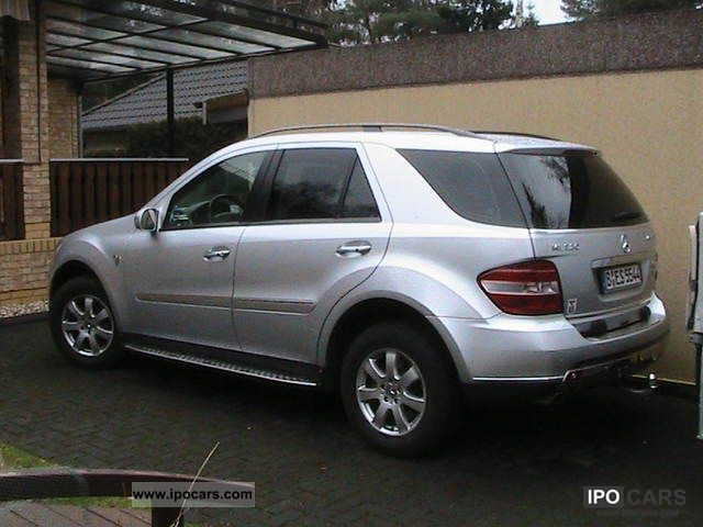 2006 Mercedes Benz Ml 320 Cdi 4matic 7g Tronic Dpf Off Road Vehicle