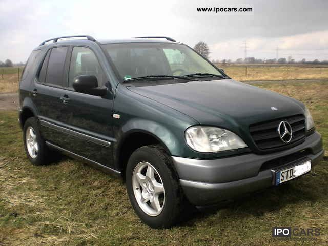 2000 Mercedes Benz Ml 320 Off Road Vehicle Pickup Truck