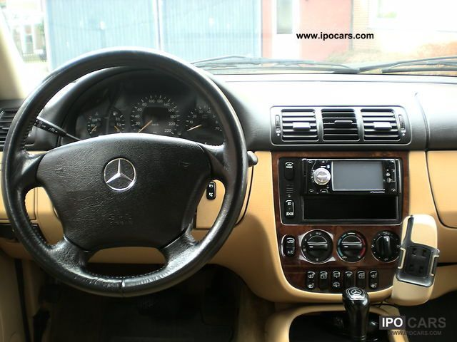 2000 Mercedes Benz Ml 320 Off Road Vehicle Pickup Truck Used Photo