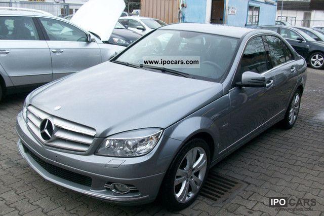 2009 Mercedes-Benz  C 220 CDI + DPF Avantgard automatic xenon + Comand Limousine Used vehicle photo