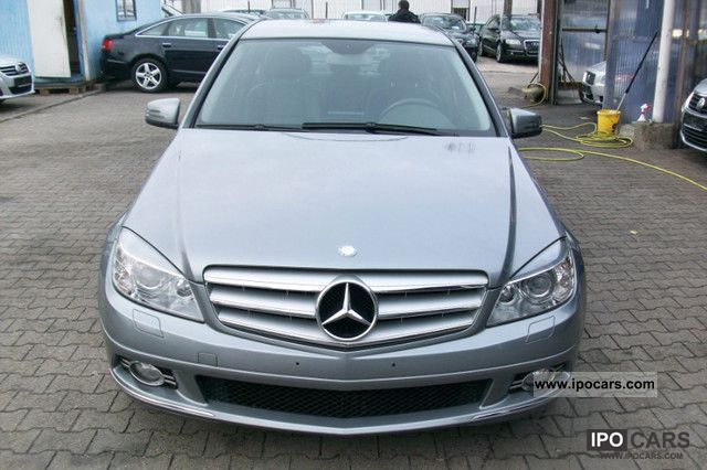 2009 mercedes benz c 220 cdi dpf avantgard automatic xenon comand car photo and specs. Black Bedroom Furniture Sets. Home Design Ideas