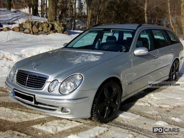 2005 mercedes benz e 200 kompressor avantgarde automatic for Mercedes benz kompressor 2005