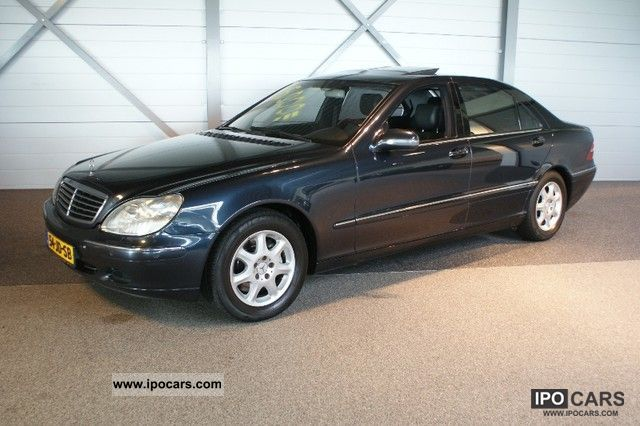 2002 Mercedes-Benz  | S 500 L Limousine Used vehicle photo