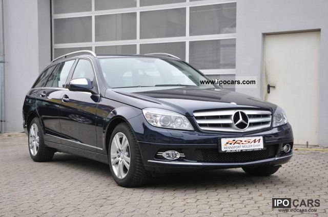 2008 mercedes benz c 200 t cdi avantgarde dpf car photo. Black Bedroom Furniture Sets. Home Design Ideas