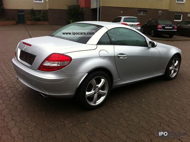 2005 mercedes benz slk 350 car photo and specs. Black Bedroom Furniture Sets. Home Design Ideas