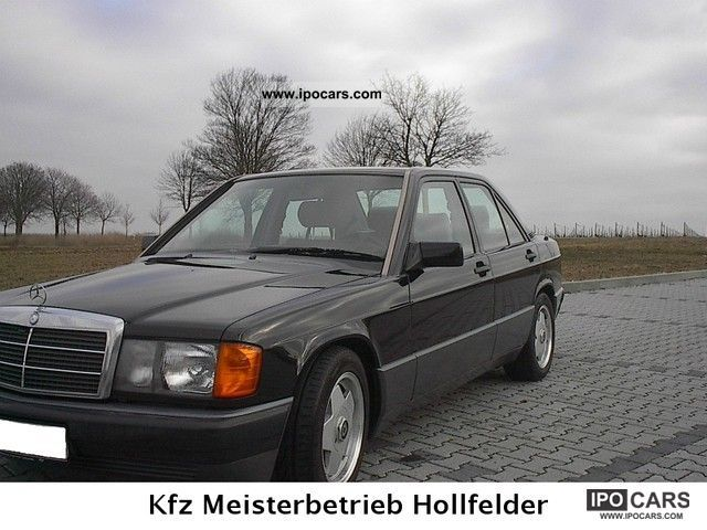 1991 Mercedes-Benz  190 E 2.0 Automatic Limousine Used vehicle photo