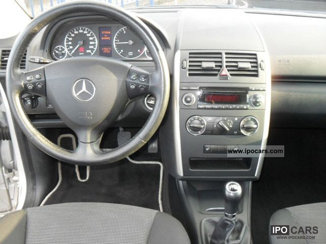 2006 mercedes benz a class a 180 cdi dpf polar star trailer hitch 1 hand car photo and specs. Black Bedroom Furniture Sets. Home Design Ideas