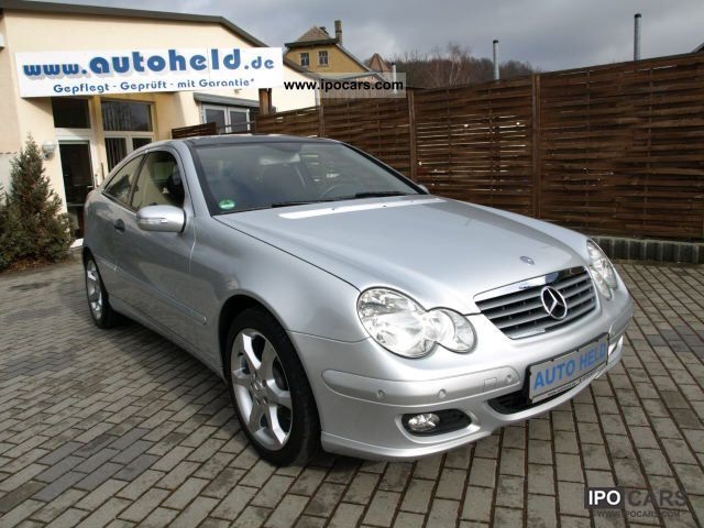2005 mercedes benz c 200 cdi sports coupe automatic for R h mercedes benz