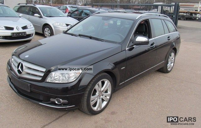 2008 mercedes benz c 220 cdi avantgarde car photo and specs. Black Bedroom Furniture Sets. Home Design Ideas