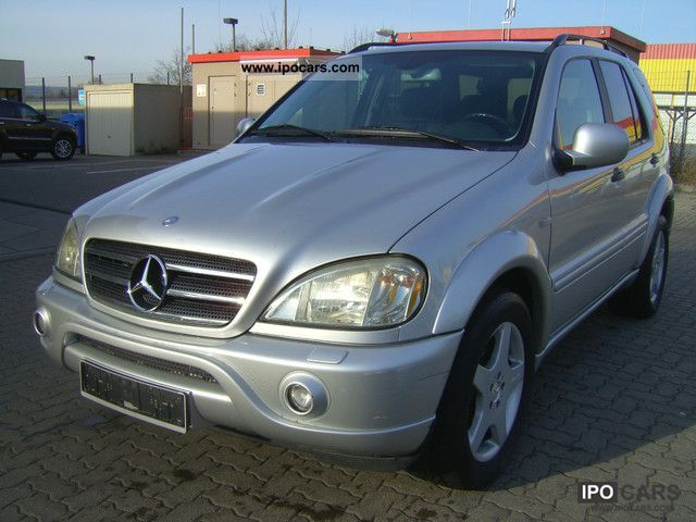 Mercedes benz vehicles with pictures page 100 for Mercedes benz ml 55